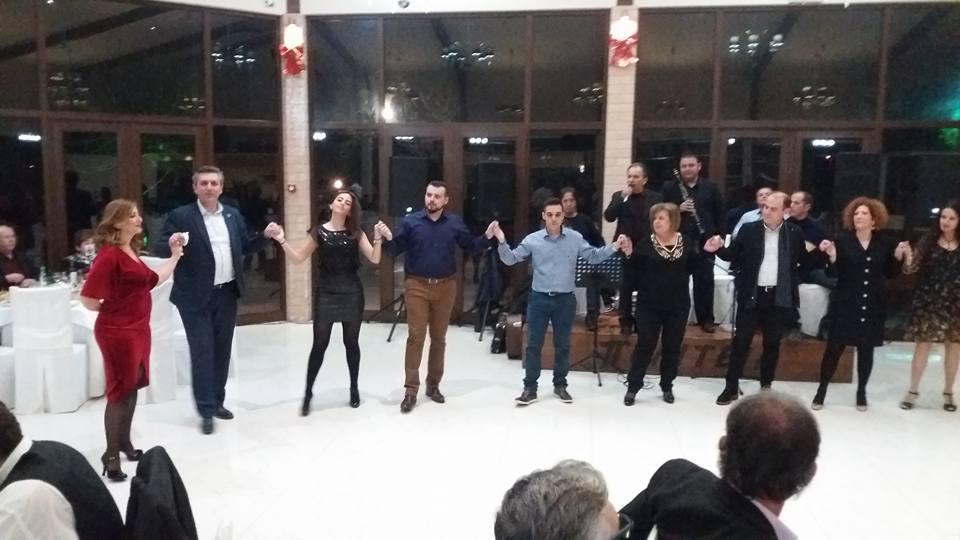 Ετήσιος χορός 2018